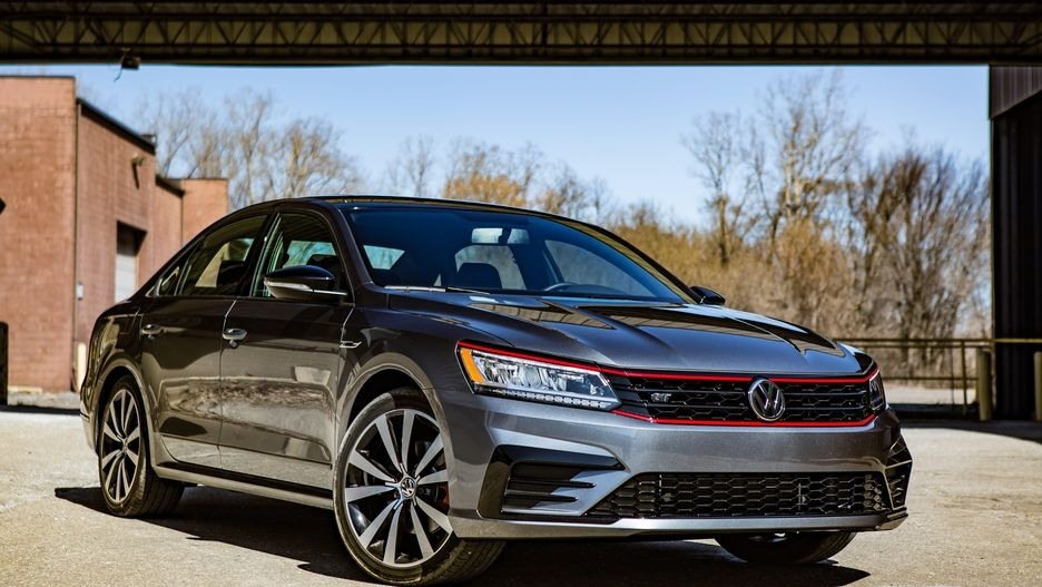The 2018 Volkswagen Passat First Drive