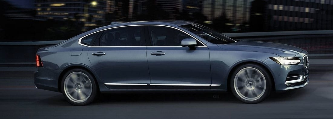 The 2018 Volvo S90 New Release