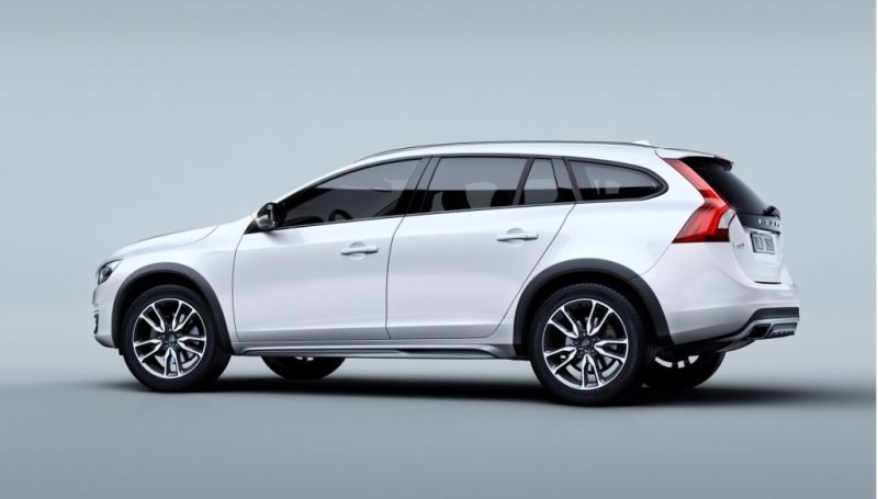 The 2018 Volvo V60 CRoss Country Redesign