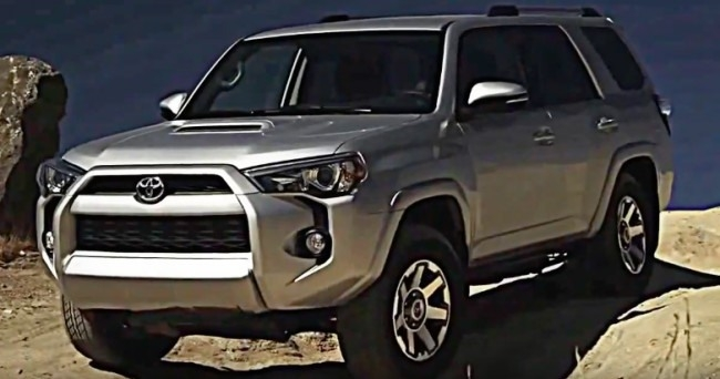 2019 4Runner Images Redesign