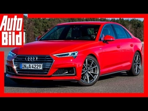 New 2019 A4 New Review