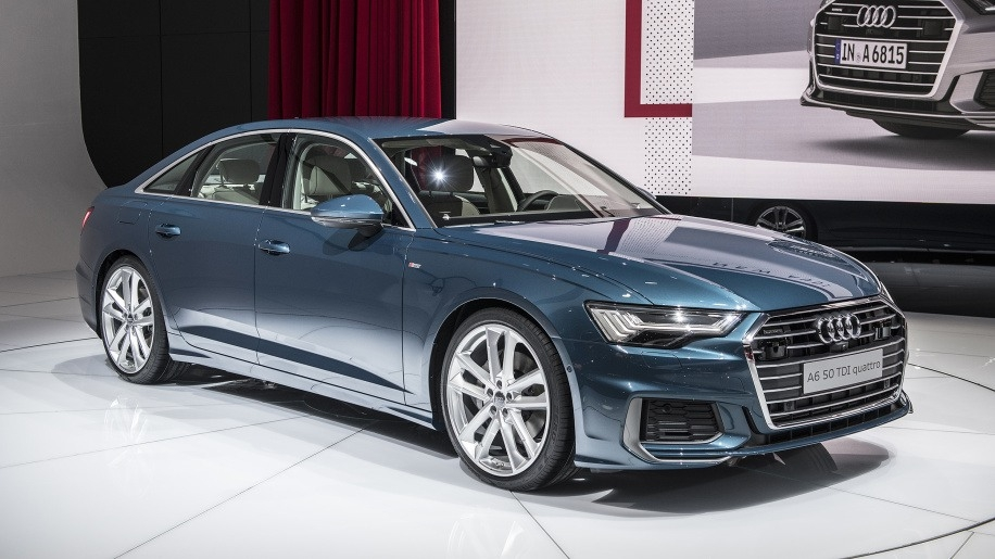 New 2019 A6 Redesign