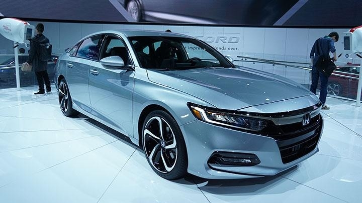 The 2019 Accord Sedan Overview