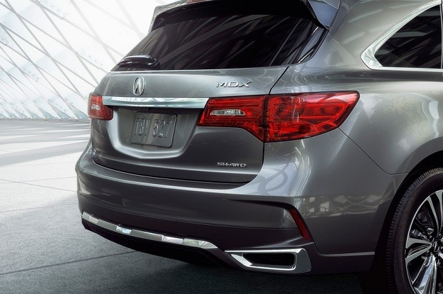 New 2019 Acura MDX Hybrid Price
