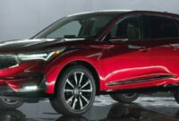 The 2019 Acura Mdx Pre Auto Overview