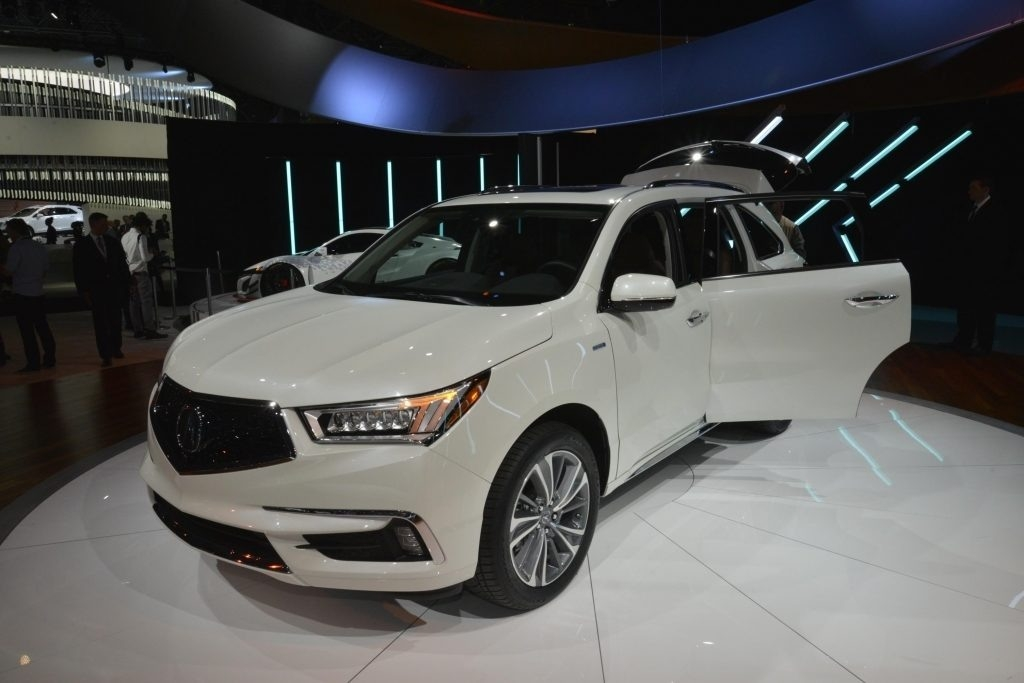 The 2019 Acura Mdx Rumors First Drive