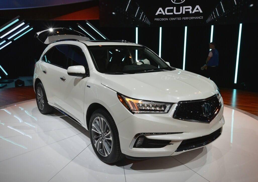 New 2019 Acura Mdx Rumors First Drive