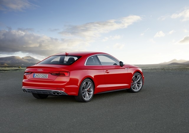 2019 Audi A5s Picture