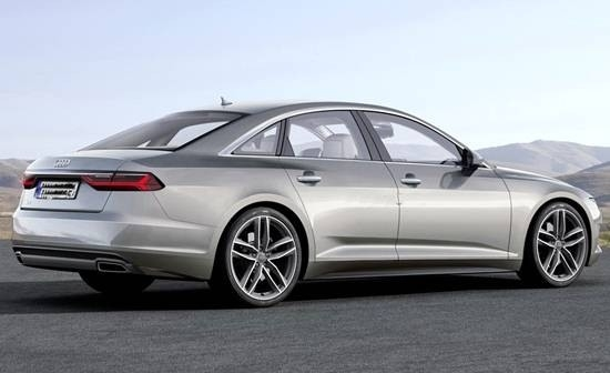 The 2019 Audi A6 Comes New Review