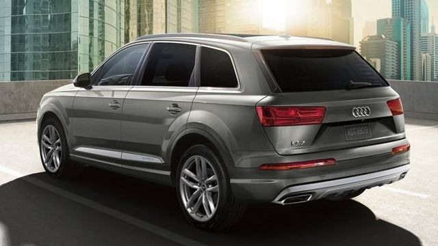 2019 Audi Q7 Colors Price and Release date
