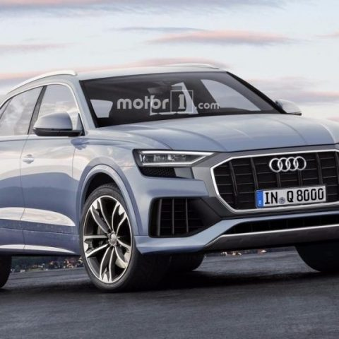 2019 Audi Q8Quotes Review