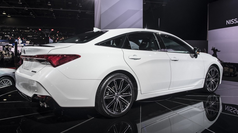 New 2019 Avalon New Release