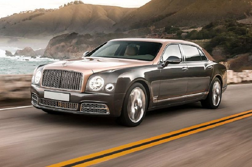 New 2019 Bentley Mulsanne Msrp New Interior