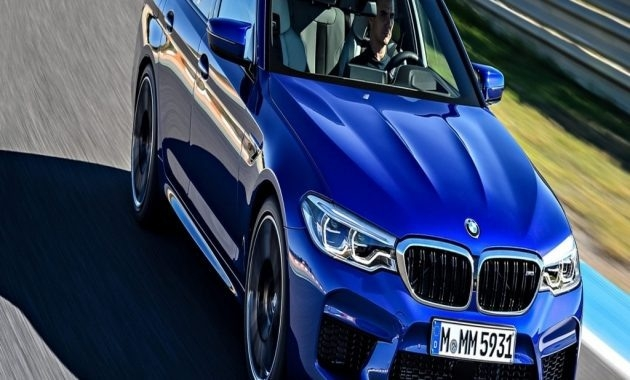 New 2019 BMW M5 Get Engine System New Release