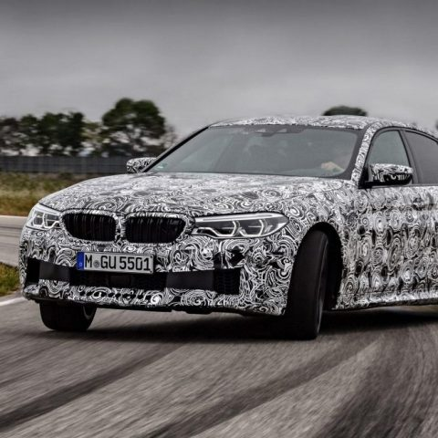 2019 BMW M5 Xdrive Awd Interior