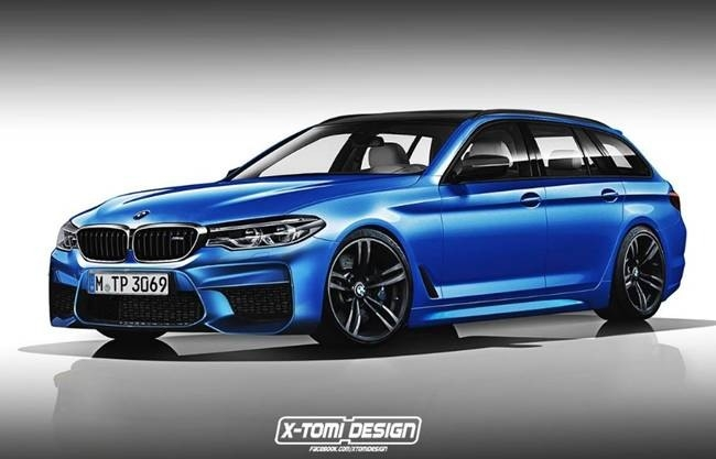 The 2019 BMW Touring New Interior