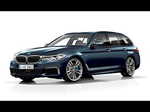 The 2019 BMW Touring First Drive