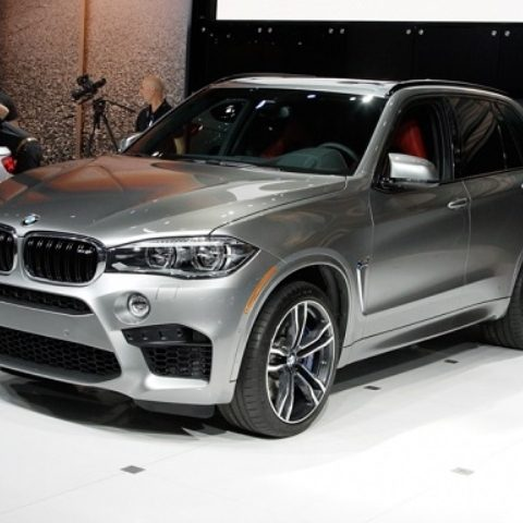 The 2019 BMW X5 Concept