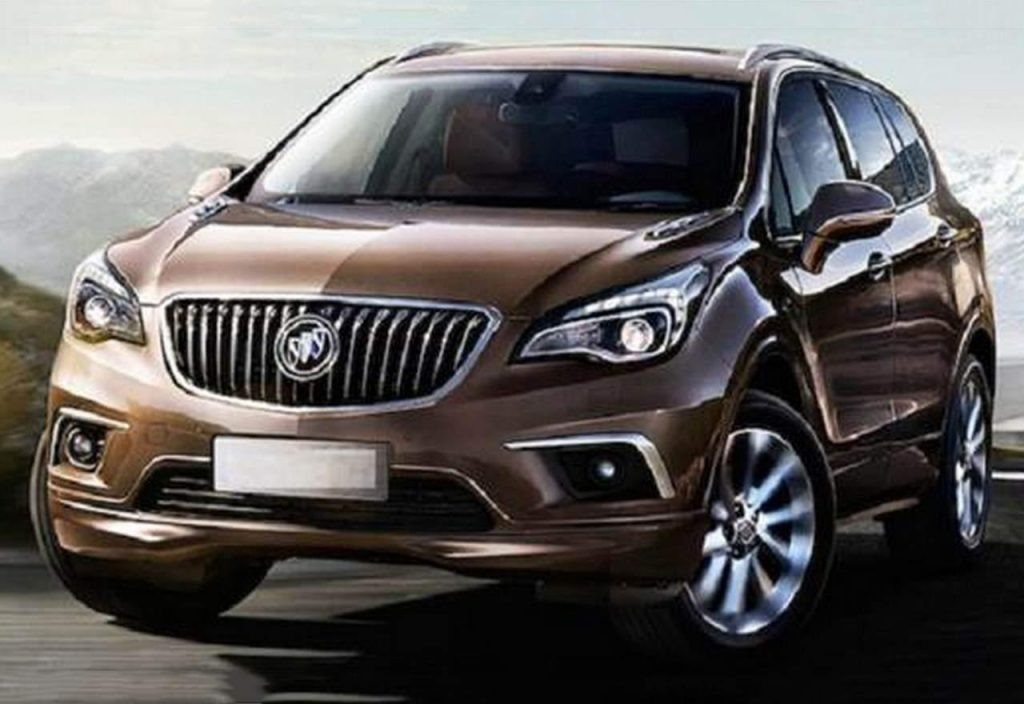 Best 2019 Buick Anthem Overview
