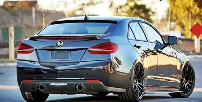 New 2019 Buick Grand National Gnxprice Price and Release date