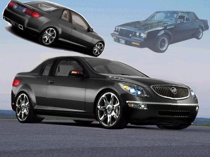 Best 2019 Buick Grand National Redesign and Price