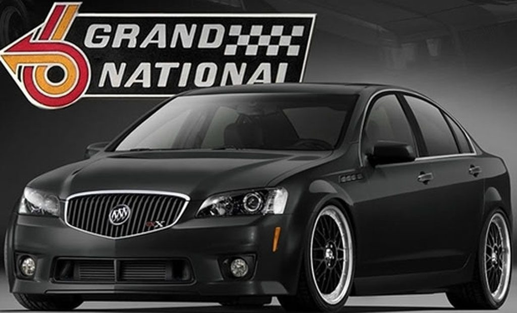 The 2019 Buick Grand Nationals Exterior