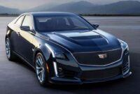 2019 Cadillac Cts Coupe Interior