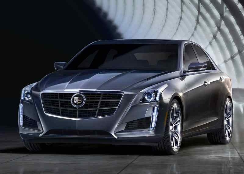 2019 Cadillac Cts Coupe First Drive