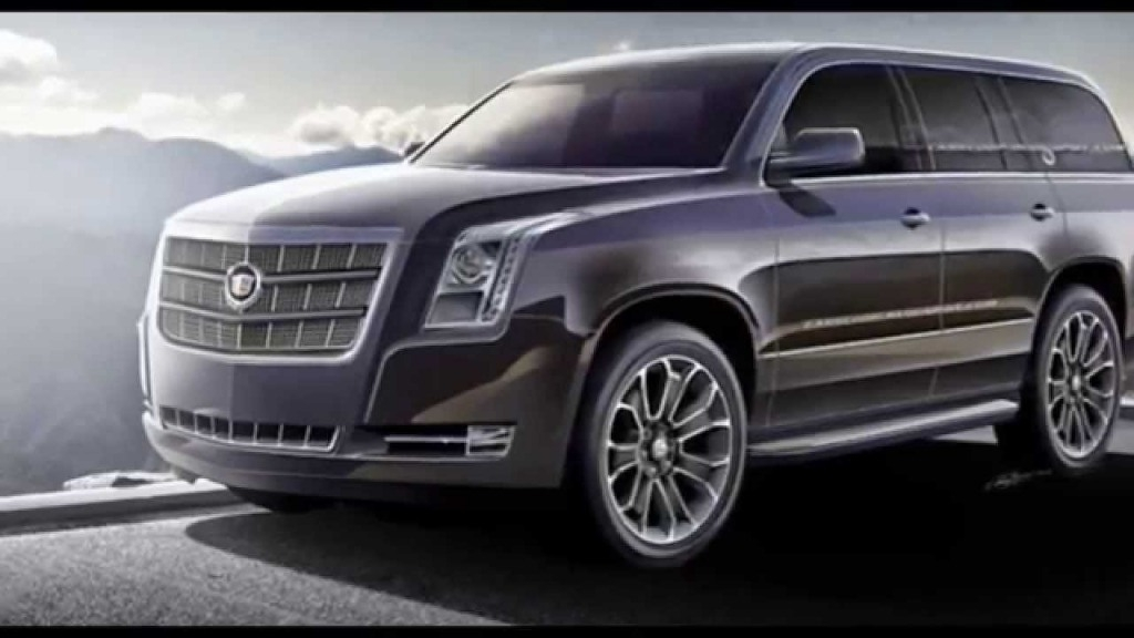 Best 2019 Cadillac Escalade Vsport Release date and Specs