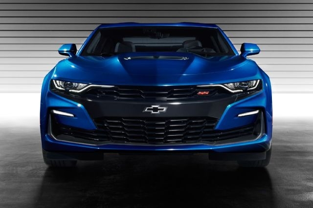 Best 2019 Camaro Ss New Review