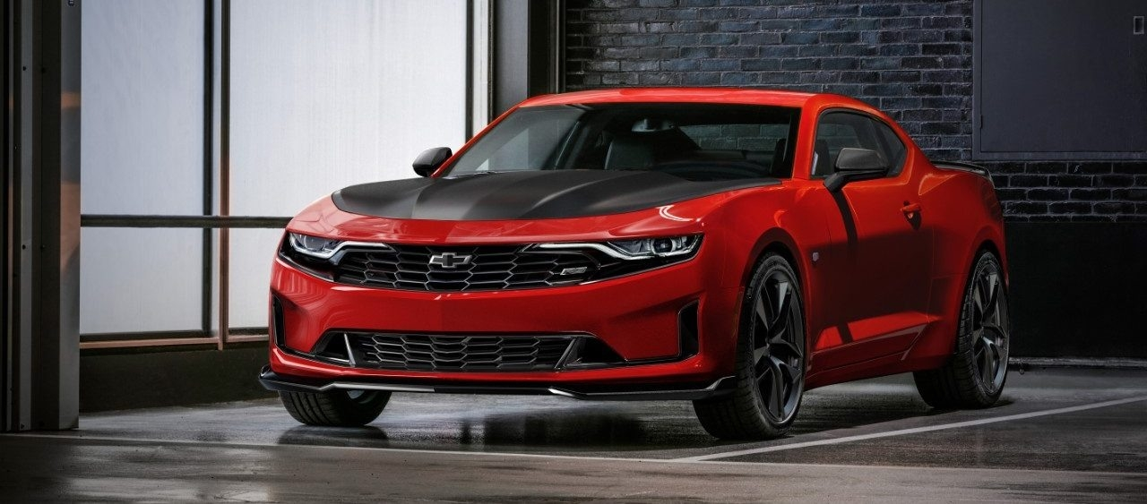 The 2019 Camaro Ss First Drive