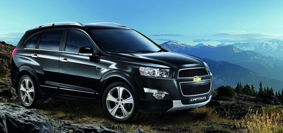 2019 Chevrolet Captiva Review and Specs