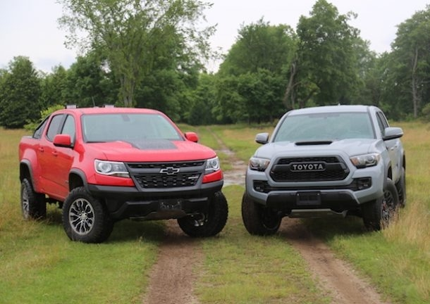 Best 2019 Chevrolet Colorado Z72 Redesign and Price