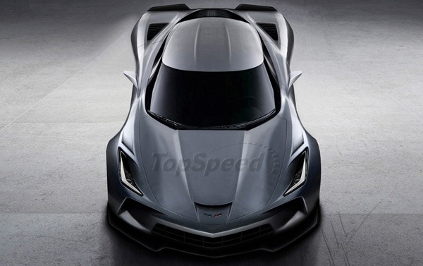 New 2019 Chevrolet Corvette Zora Zr1 Concept