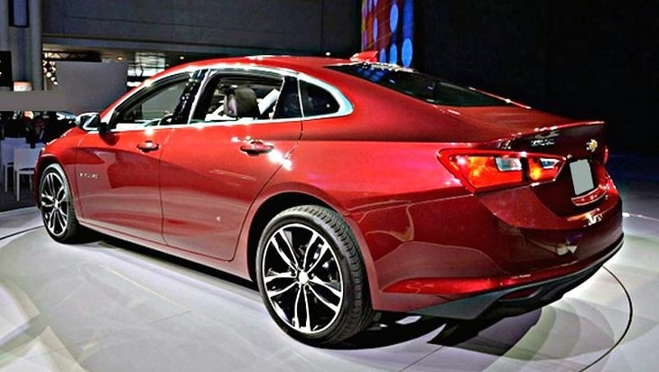 The 2019 Chevrolet Malibu Mpg Release date and Specs