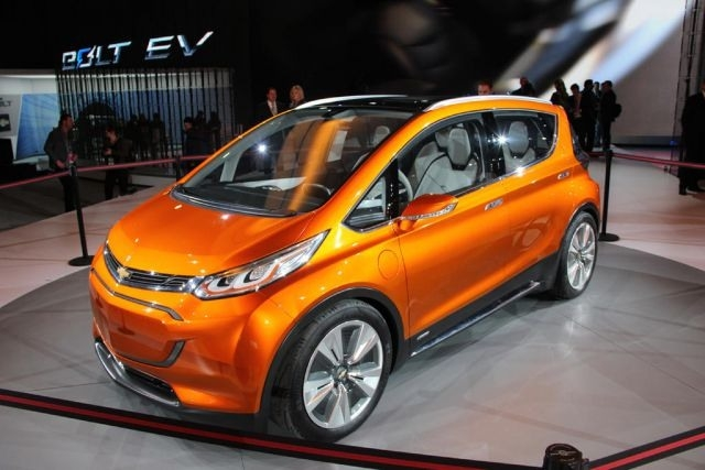 New 2019 Chevy Bolt Redesign and Price