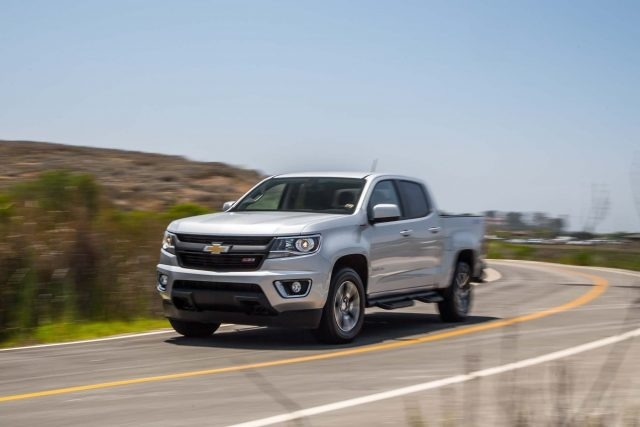 The 2019 Chevy Colorado Price