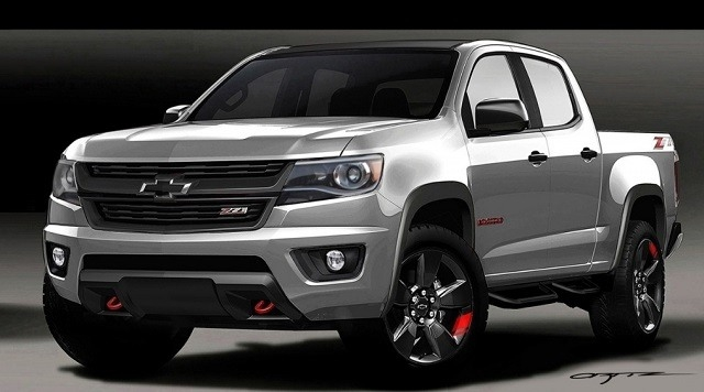 The 2019 Chevy Colorado Release date and Specs