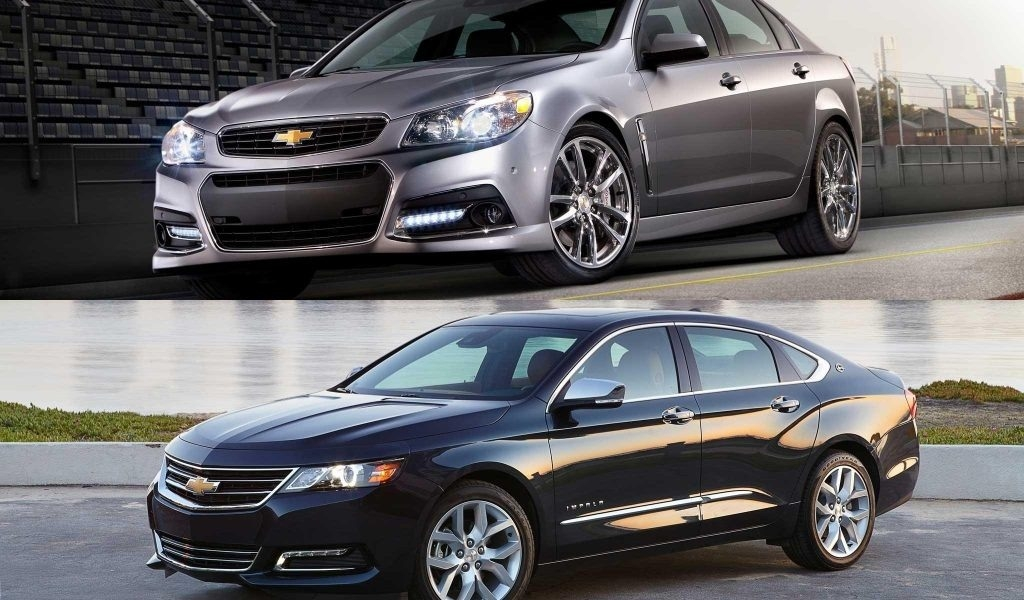 2019 Chevy Impala Ss Ltz Coupe Review, specs and Release ...