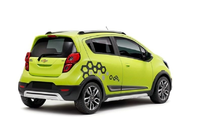 2019 Chevy Spark Picture