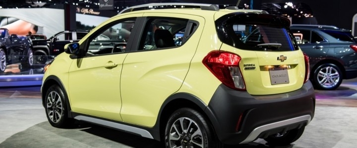 New 2019 Chevy Spark Specs and Review