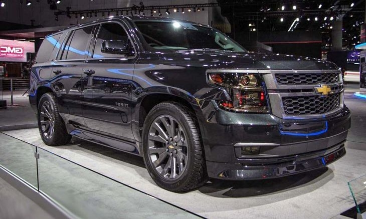 2019 Chevy Tahoe Z71 Ss Review and Specs