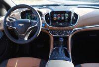 New 2019 Chevy Volt New Interior