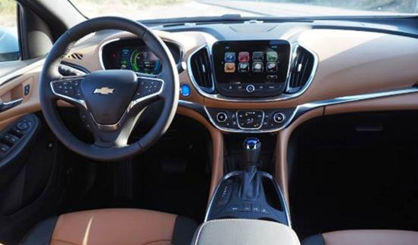 New 2019 Chevy Volt New Interior