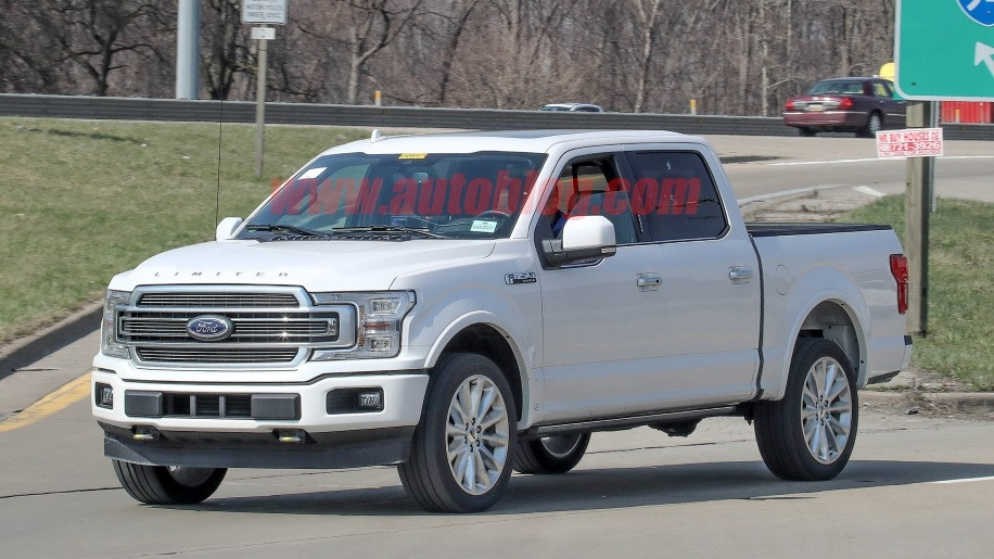 The 2019 Ford 150 Redesign