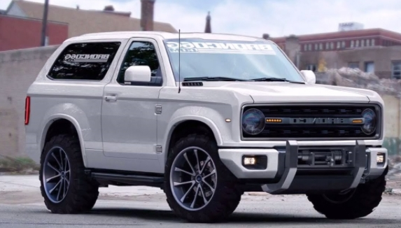 The 2019 Ford Bronco First Drive