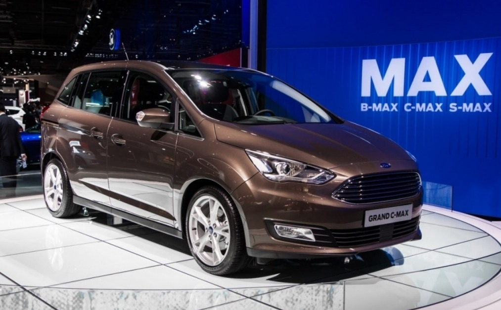 2019 Ford C-Max First Drive