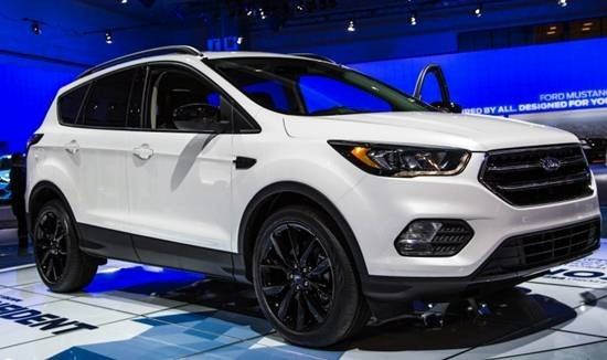 2019 Ford Escapes Overview