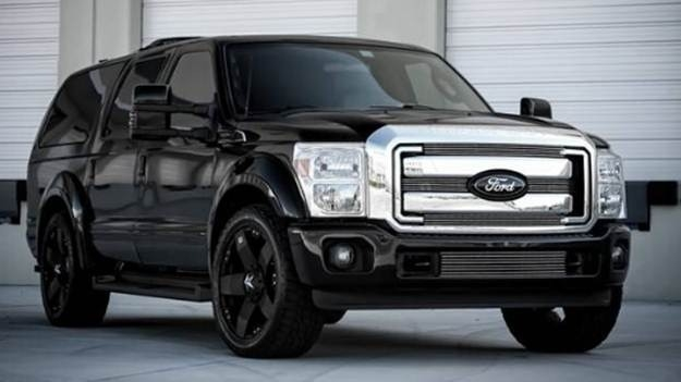 2019 Ford Excursion Diesel Release Date