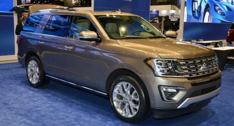 2019 Ford Explorer Overview